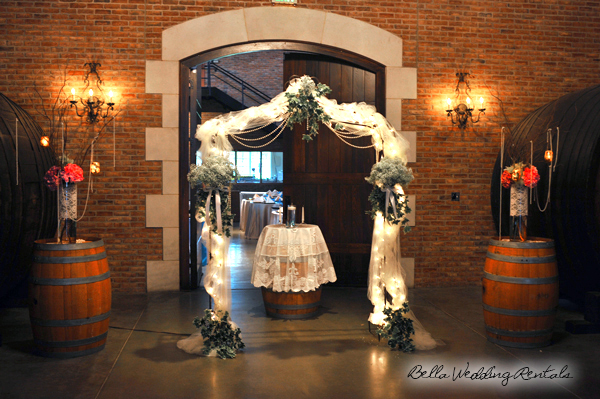 Wedding Arches & Chuppahs