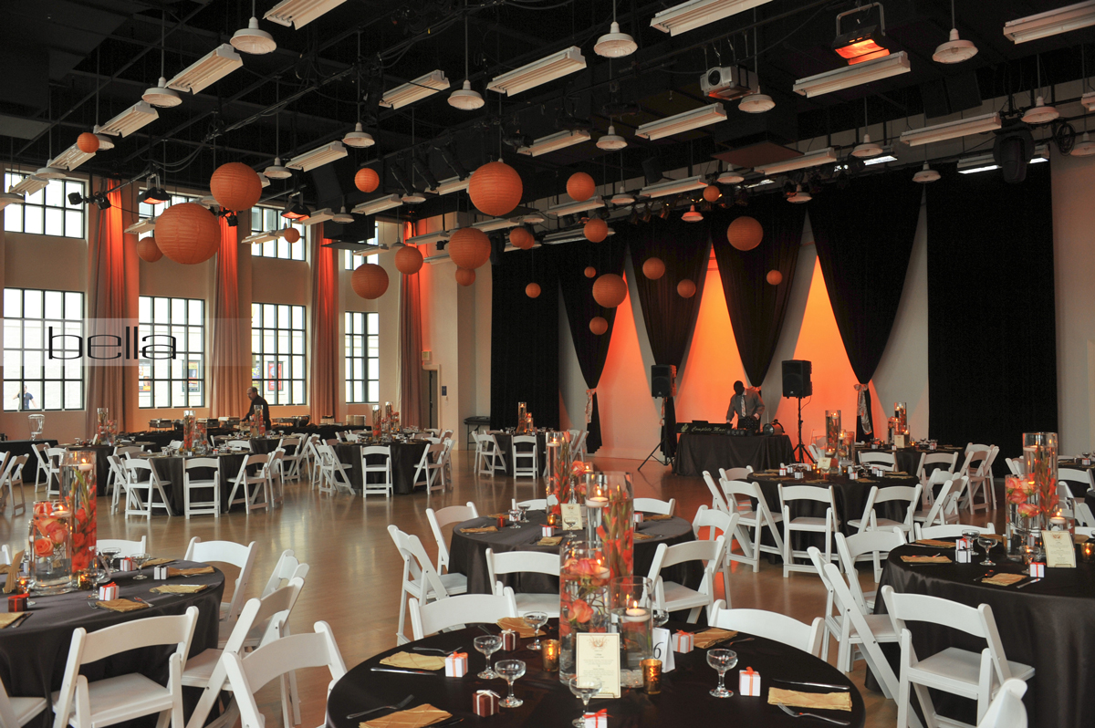 bass hall - wedding reception rentals -8631