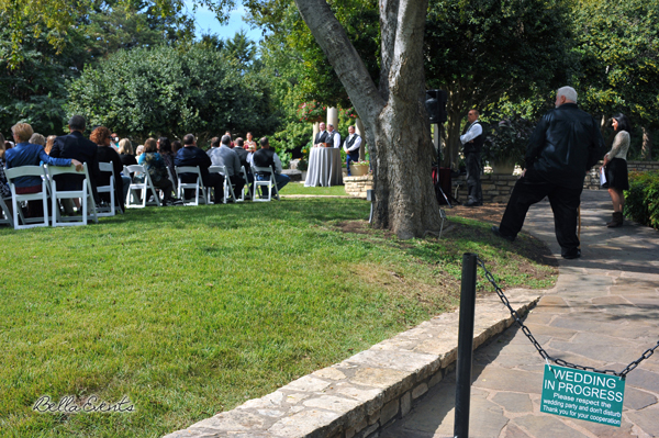 Botanic Gardens Wedding Day - 9604