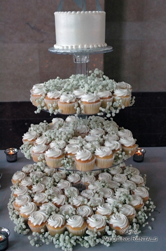 4 Tiered Cupcake Stand