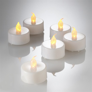 Tea light - battery