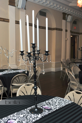 reception reception centerpiece rentalss