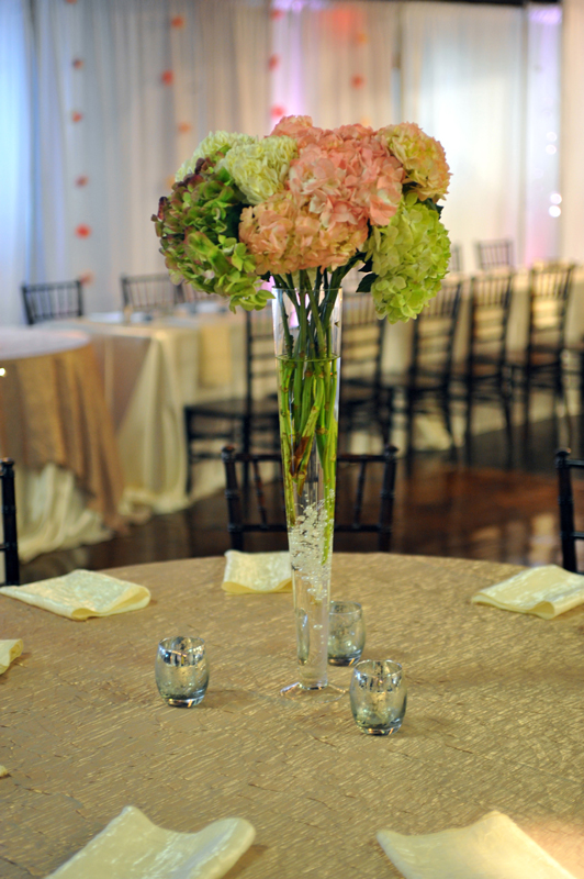 trumpet vase-reception centerpiece-7451