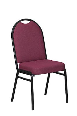 round back banquet chair