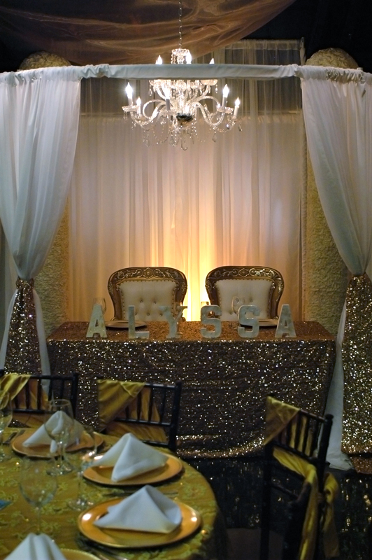 chateau at forest park - wedding rentals - 7227