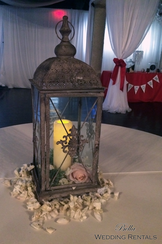 coach lantern - wedding rental - 1075