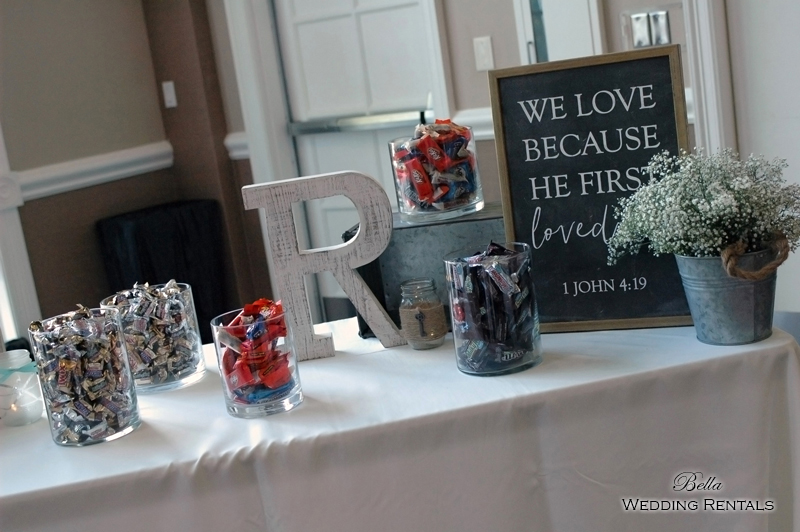wedding reception - Colleyville Community Center - 8115