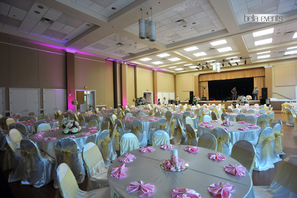 wedding reception - Colleyville Community Center - 8129