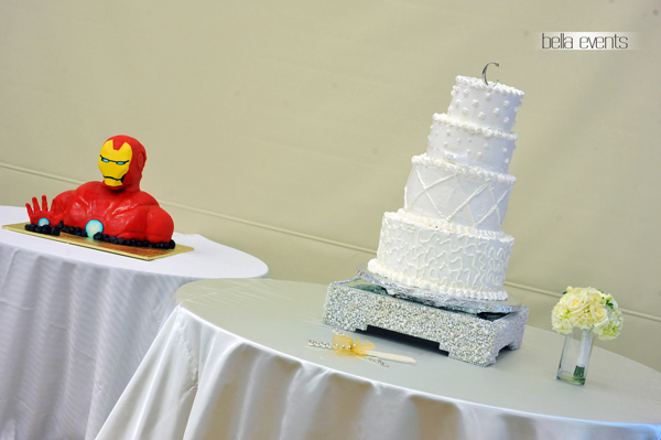 wedding reception - Colleyville Community Center - 8133
