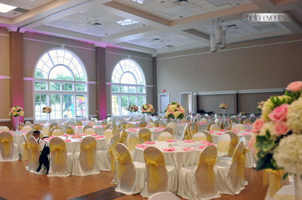 wedding reception - Colleyville Community Center - 8137