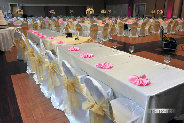 wedding reception - Colleyville Community Center - 8141