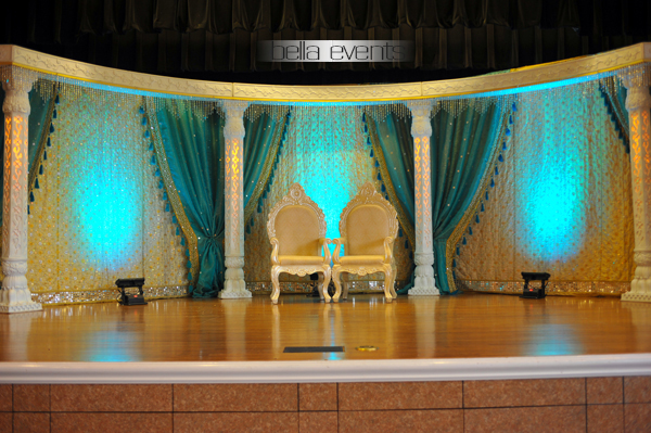 wedding reception - Colleyville Community Center - 8145