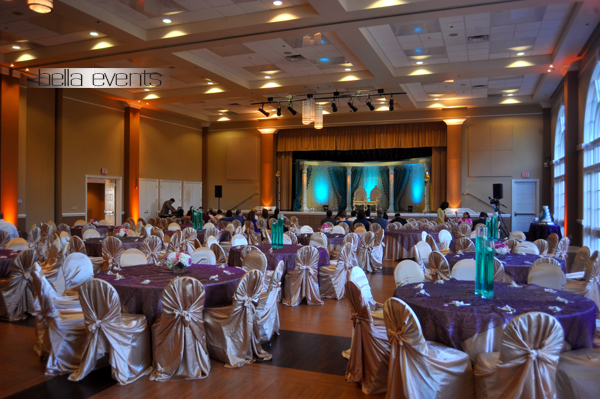 wedding reception - Colleyville Community Center - 8146