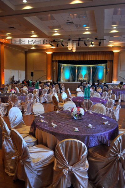 wedding reception - Colleyville Community Center - 8164