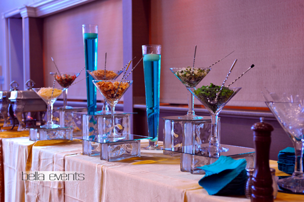 wedding reception - Colleyville Community Center - 8167