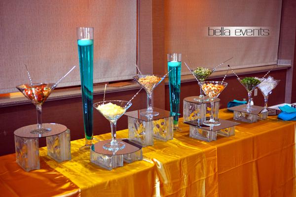 wedding reception - Colleyville Community Center - 8170