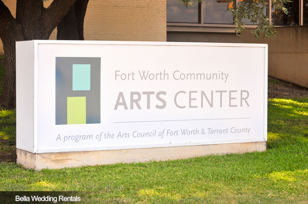 Fort Worth Community Arts Center - 001