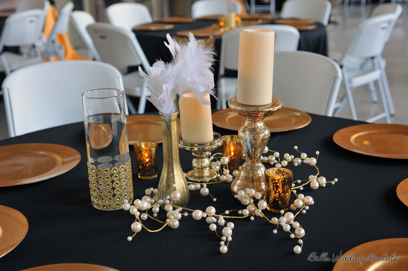 great gatsby wedding theme - T & P wedding reception - 1511