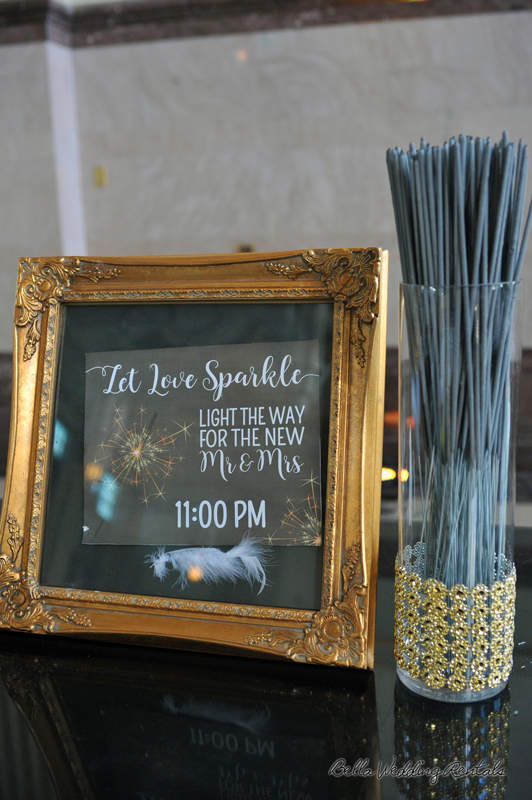 great gatsby wedding theme - T & P wedding reception - 1526