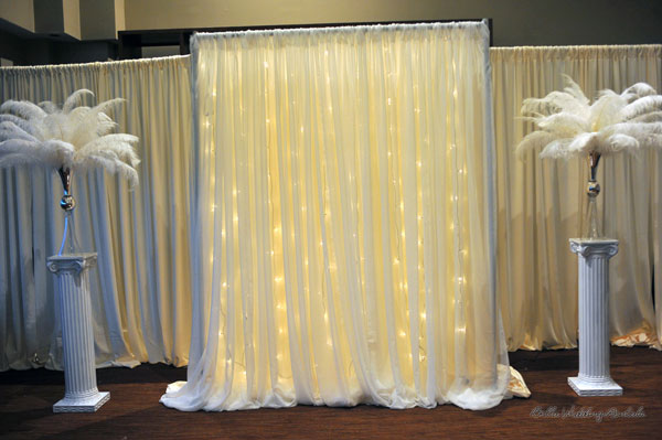 great gatsby wedding theme - La Cima wedding - 1501