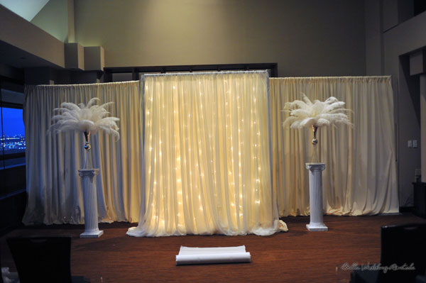 great gatsby wedding theme - La Cima wedding - 1504