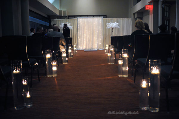 great gatsby wedding theme - La Cima wedding - 1505