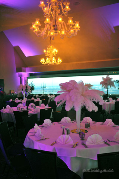 great gatsby wedding theme - La Cima wedding - 1513