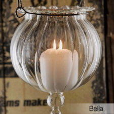 hanging votive holder
