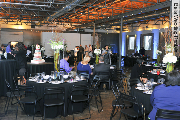 Lofty Spaces - wedding reception - 1154