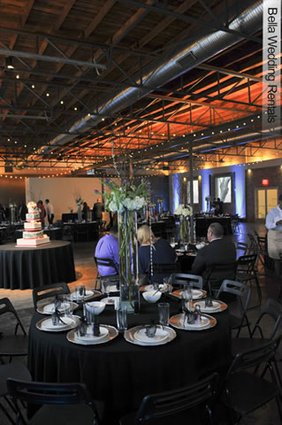 Lofty Spaces - wedding reception - 1155