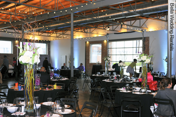 Lofty Spaces - wedding reception - 1157