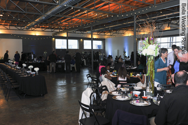 Lofty Spaces - wedding reception - 1165