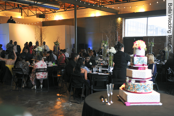 Lofty Spaces - wedding reception - 1174