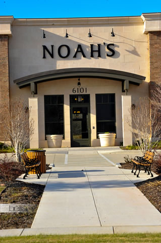 Noah's Event Center - wedding reception - 1207