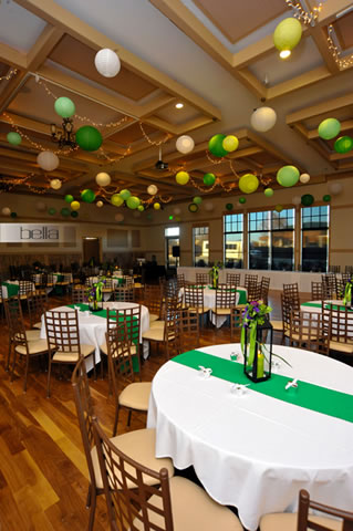 Noah's Event Center - wedding reception - 1236