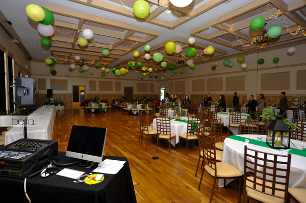 Noah's Event Center - wedding reception - 1237