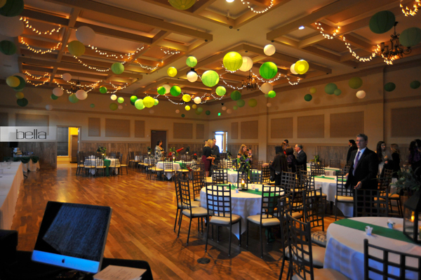 Noah's Event Center - wedding reception - 1238