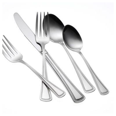 Flatware - knife, fork, spoon