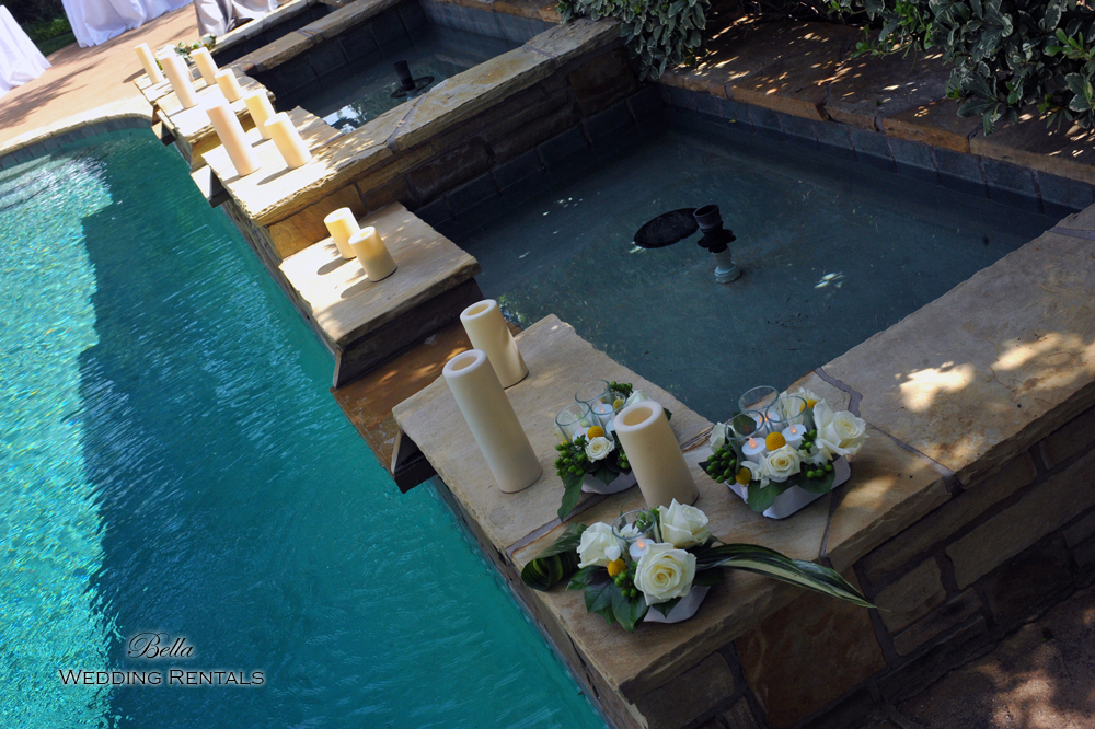 staging scenes - wedding services & rentals - 7709