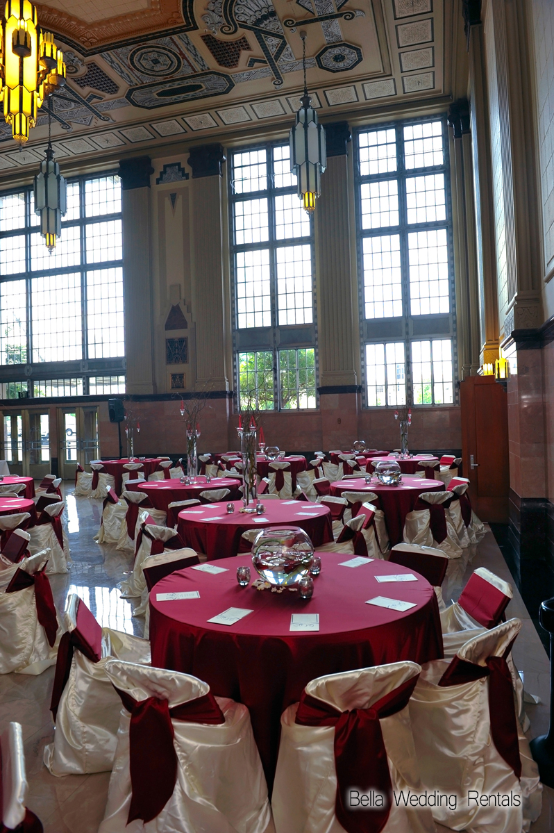T & P Building - wedding reception rentals -8689