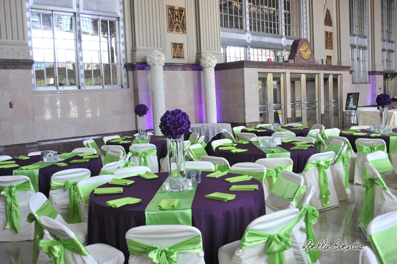 T & P Building - wedding reception rentals -8699