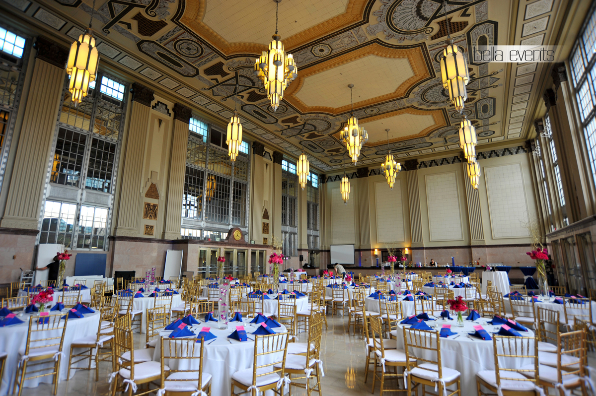 T & P Building - wedding reception rentals -8703