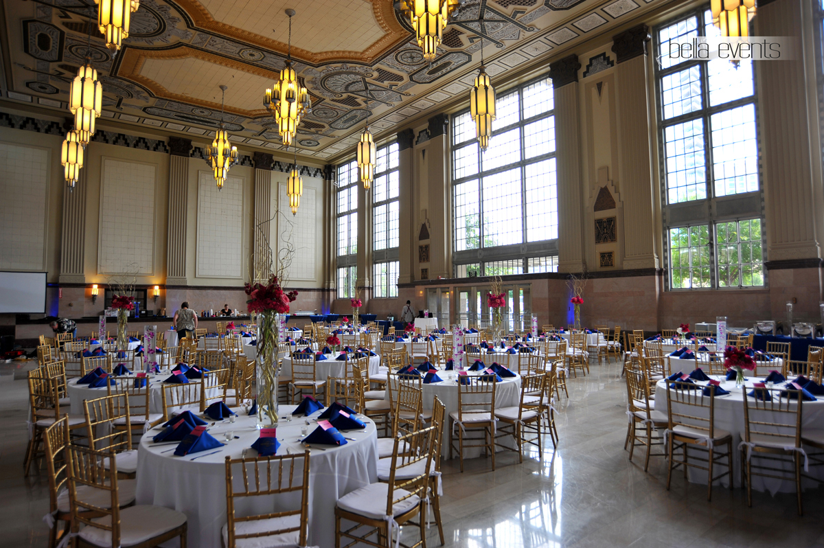 T & P Building - wedding reception rentals -8706