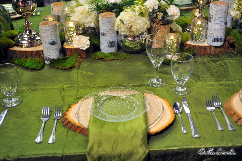 place settings -table top -420