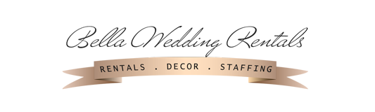 Bella Wedding Rentals LOGO