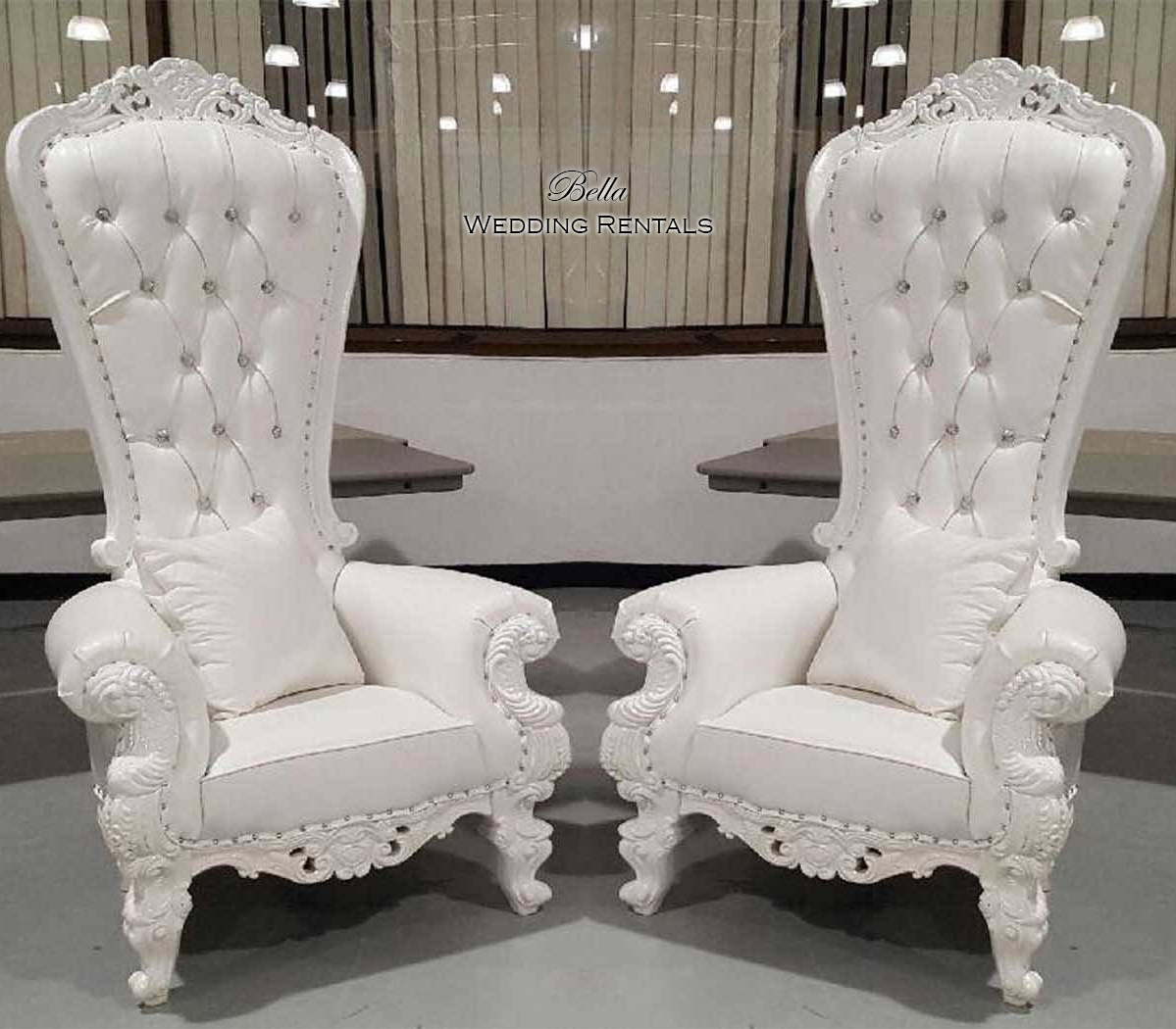 Pair of Kings Chairs
