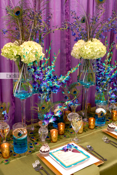 wedding head table - wedding reception - 2128