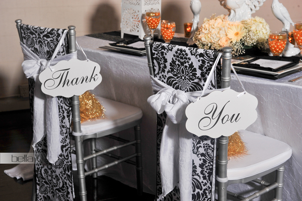 wedding head table - wedding reception - 2140