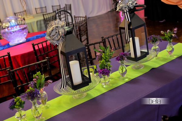 wedding head table - wedding reception - 2147