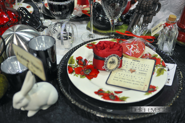 wedding head table - wedding reception - 2152